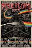 Pink Floyd 1972 Carnegie Hall Julisteet