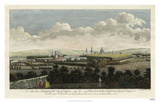 East Prospect of Oxford Giclee Print by  Boydell