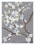 Cherry Blossom Haze II Print by Grace Popp