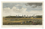 South Prospect of Oxford Giclee Print by  Boydell