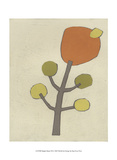 Simple Stems VII Prints by June Erica Vess