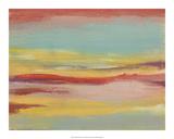 Sunset Study V Giclee Print by Jennifer Goldberger