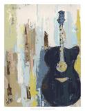 Bluebird Cafe II Prints by Deann Hebert