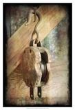 Block & Tackle IV Print by John Butler