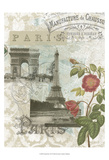 Visiting Paris Art by Jennifer Goldberger