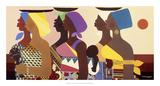 Femmes africaines Affiches par Varnette Honeywood