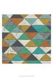 Lucien's Pattern II Posters by Chariklia Zarris