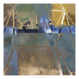 Oil Rig Abstraction I Giclee Print by Sisa Jasper
