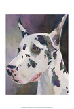 Mary Kay Great Dane Print by Edie Fagan