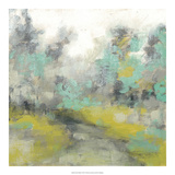Pastel Walk II Giclee Print by Jennifer Goldberger