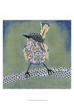 Patchwork Wren I Poster par Grace Popp