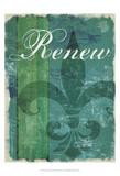 Renew - Unwind I Posters