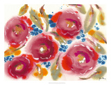 Bed of Roses III Giclee Print by Julia Minasian