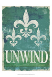 Renew - Unwind II Art by  Pied Piper Creative