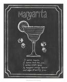 Chalkboard Cocktails IV Prints by Grace Popp