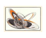 Continuity Of Space 2 Fotografisk tryk af Ernst Kruijff