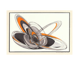 Continuity Of Space 2 Photographic Print by Ernst Kruijff