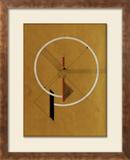 El Lissitzky - Proun, c.1920-21 - Poster