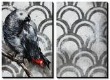 Two of a Feather Kunstdrucke von Sydney Edmunds