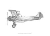 Technical Flight I Prints by Ethan Harper