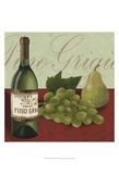 Wine Country I Prints by Grace Popp