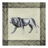 Wild Safari I Print by Grace Popp