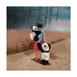Panda Friends Photographic Print by Nancy Tillman
