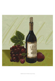 Wine Country II Print by Grace Popp
