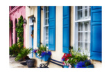 Charleston Colors IV Photographic Print by George Oze
