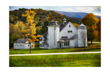 Vermont Scenic Farm I Photographic Print by George Oze