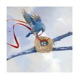 Spring Nest Photographic Print by Nancy Tillman