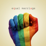 Equal Marriage Photographic Print by  nito