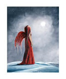 Queen Of The Winter Night Photographic Print by Shawna Erback