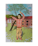 Xin As A Child Photographic Print by Federico Cortese
