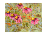 Coneflowers for Marian Photographic Print by Blenda Tyvoll