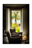 Lake Como Living Photographic Print by George Oze