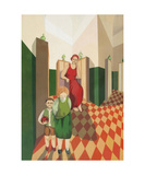 Our Mother Photographic Print by Federico Cortese