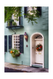 Houses of Charleston I, South Carolina Photographic Print by George Oze
