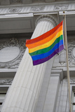 LGBT Pride Flag Photo by  dendron
