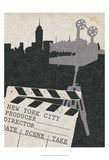 Vintage Film II Print by Grace Popp