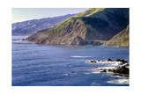 California Highway 1 at the Rocky Creek Bridge Photographic Print by George Oze