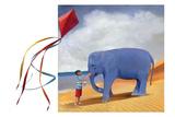 At the Beach Plakater af Nancy Tillman