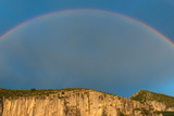 Regenbogen, Rainbow Photographic Print by Wolfgang Kruck