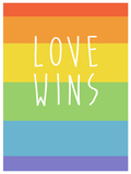 Making History - Love Wins Autocollant mural