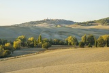 Landscape around Pienza Photographic Print by Guido Cozzi