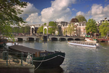 Magere Brug in Amsterdam Photographic Print by Jon Hicks