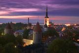 Skyline of Tallinn Photographic Print by Jon Hicks