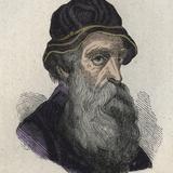 Italian Sculptor Benvenuto Cellini Photographic Print by Stefano Bianchetti