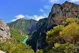 Verdon Photographic Print by Oleg Znamenskiy