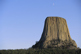 Rock Tower Photographic Print by  DLILLC